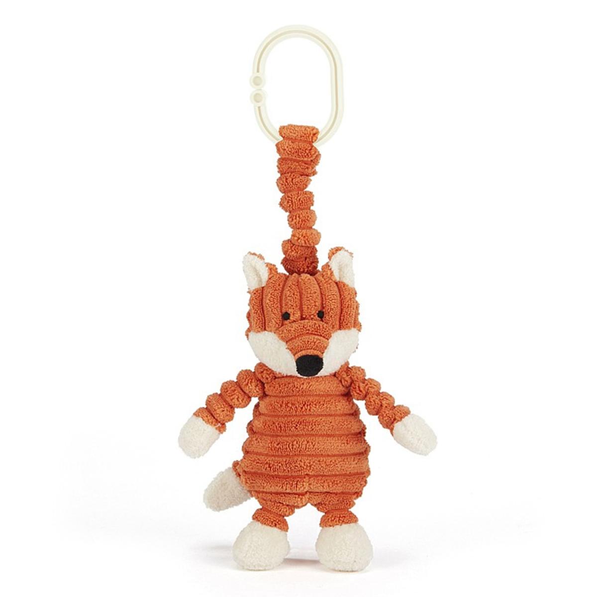 Accessoires poussette Jouet de Poussette Cordy Roy Baby Fox Jitter Jouet de Poussette Cordy Roy Baby Fox Jitter
