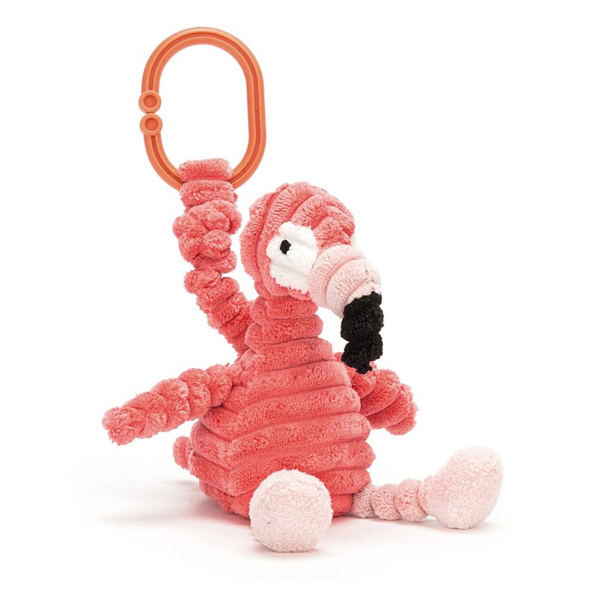 Accessoires poussette Jouet de Poussette Cordy Roy Baby Flamingo Jitter