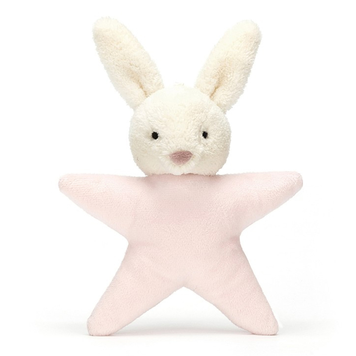 Hochet Star Bunny Pink Rattle Star Bunny Pink Rattle