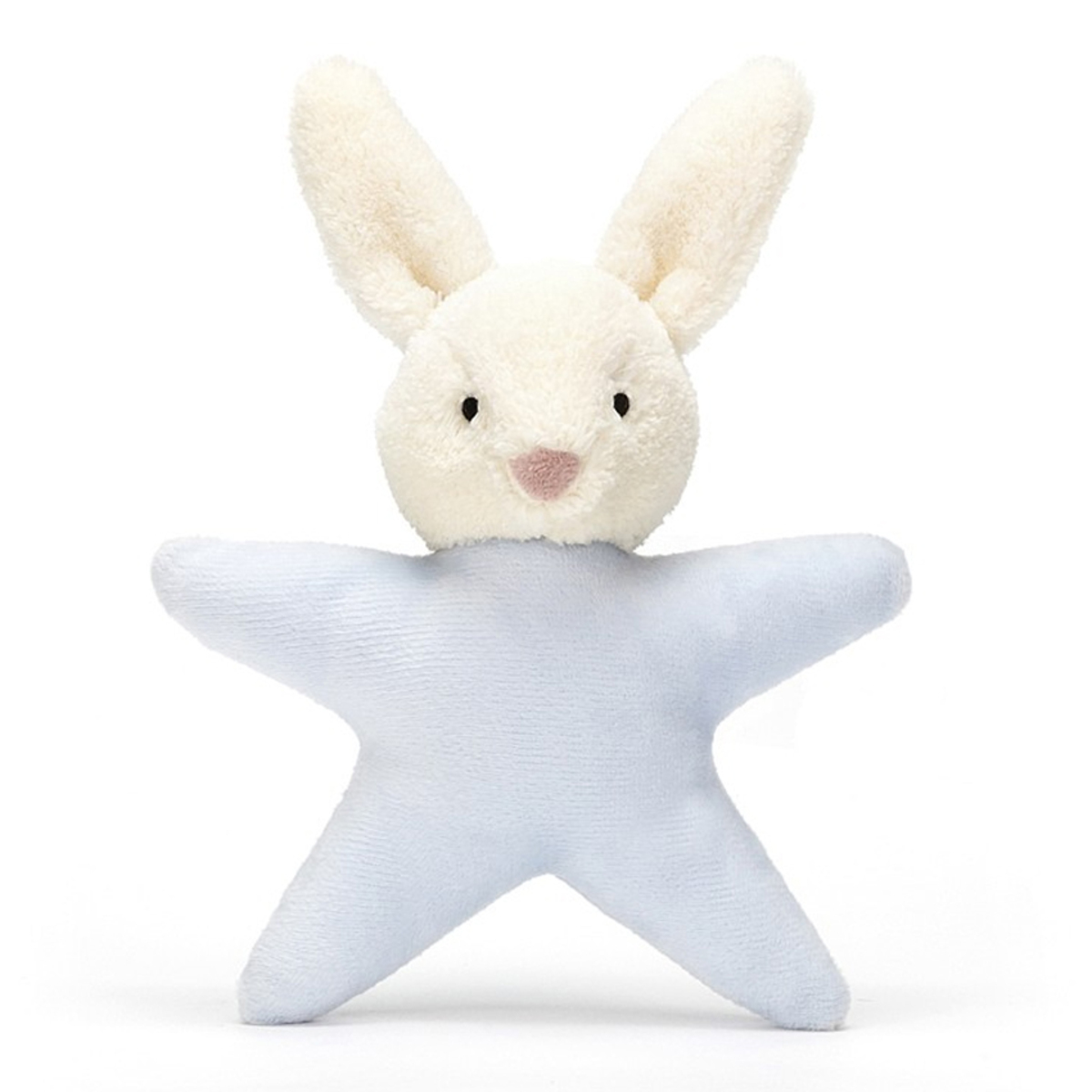 Hochet Star Bunny Blue Rattle