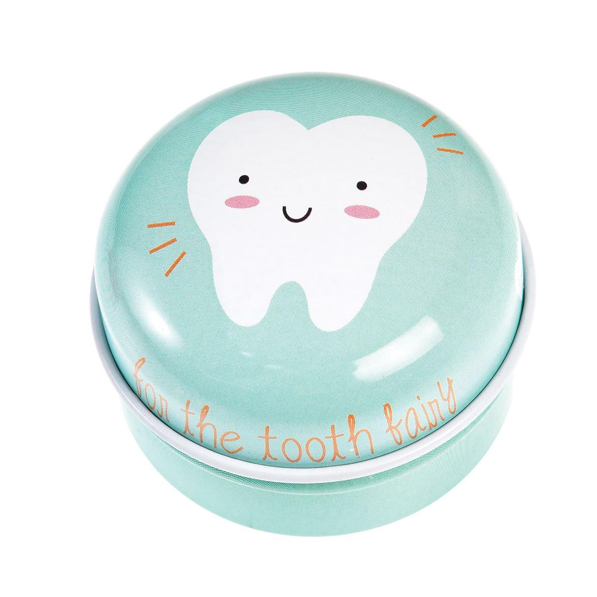 Soin & Dentition Boite à Dents Menthe Boite à Dents Menthe