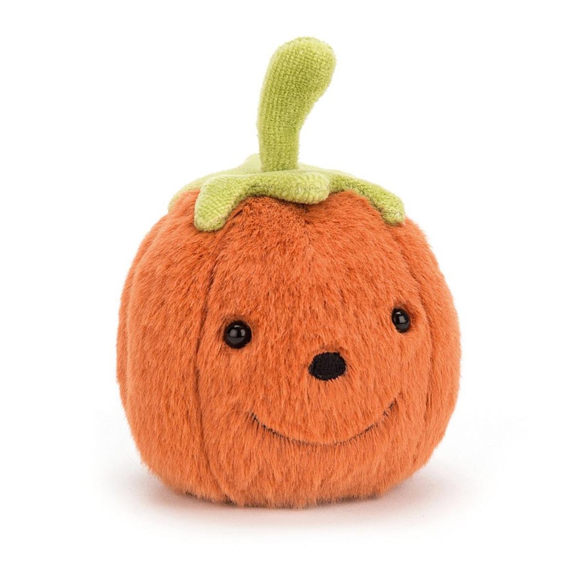 Peluche Petite Peluche Fluffy Pumpkin 8 cm Petite Peluche Fluffy Pumpkin 8 cm