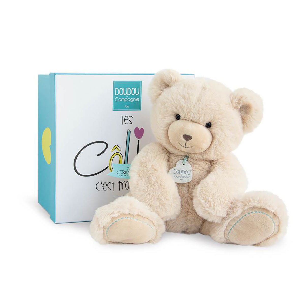 Peluche UNICEF - Ours Beige - 30 cm UNICEF - Ours Beige - 30 cm