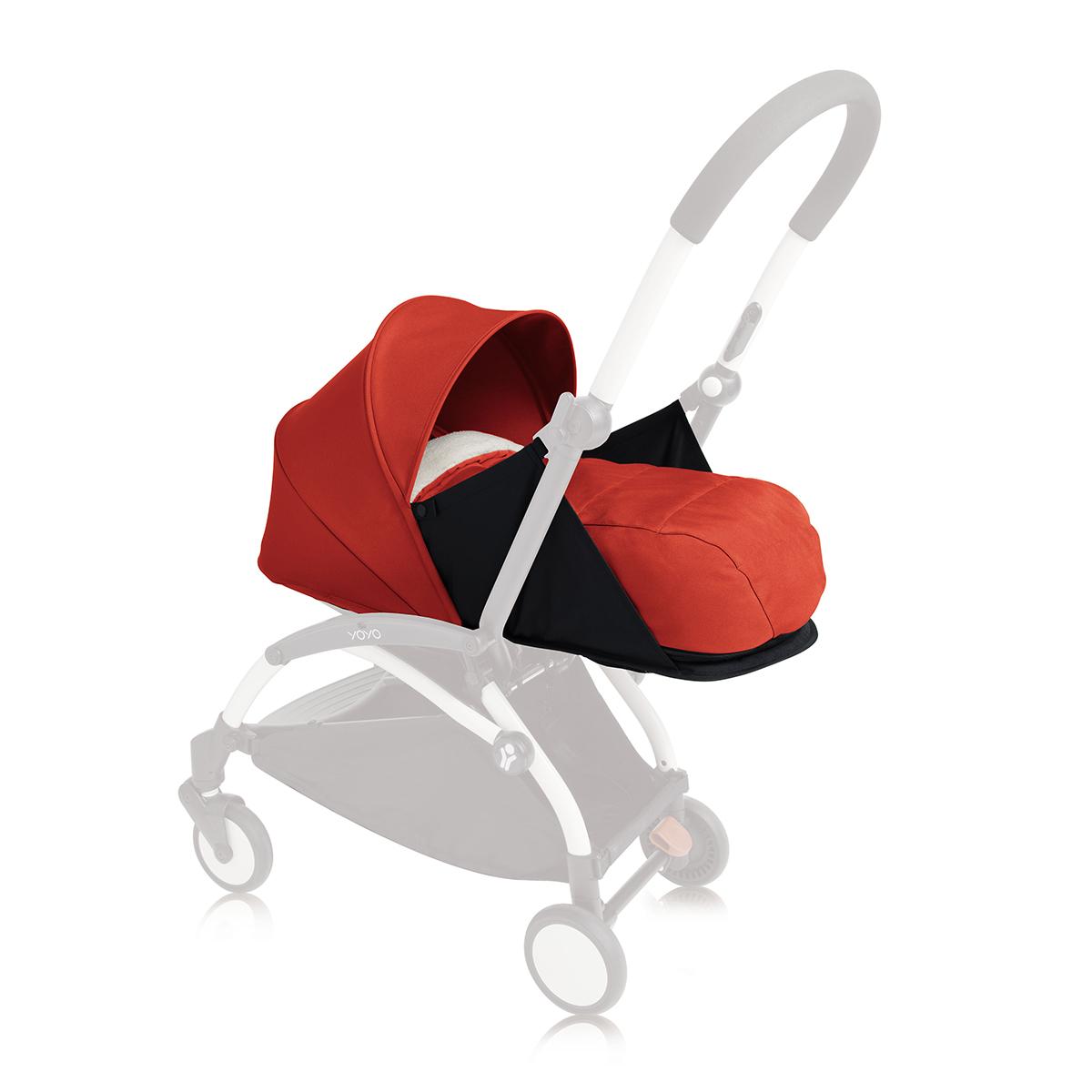 Accessoires poussette Pack Nouveau-Né YOYO+ 0+ - Rouge Pack Nouveau-Né YOYO+ 0+ - Rouge