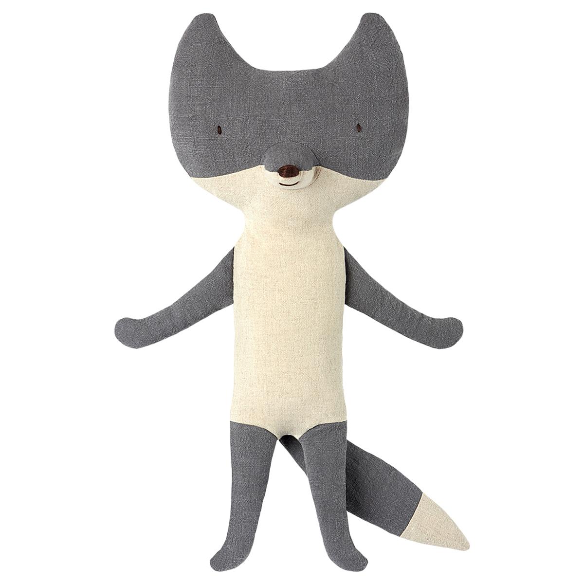 Peluche Peluche Renard Silver Fox 45 cm Peluche Renard Silver Fox 45 cm
