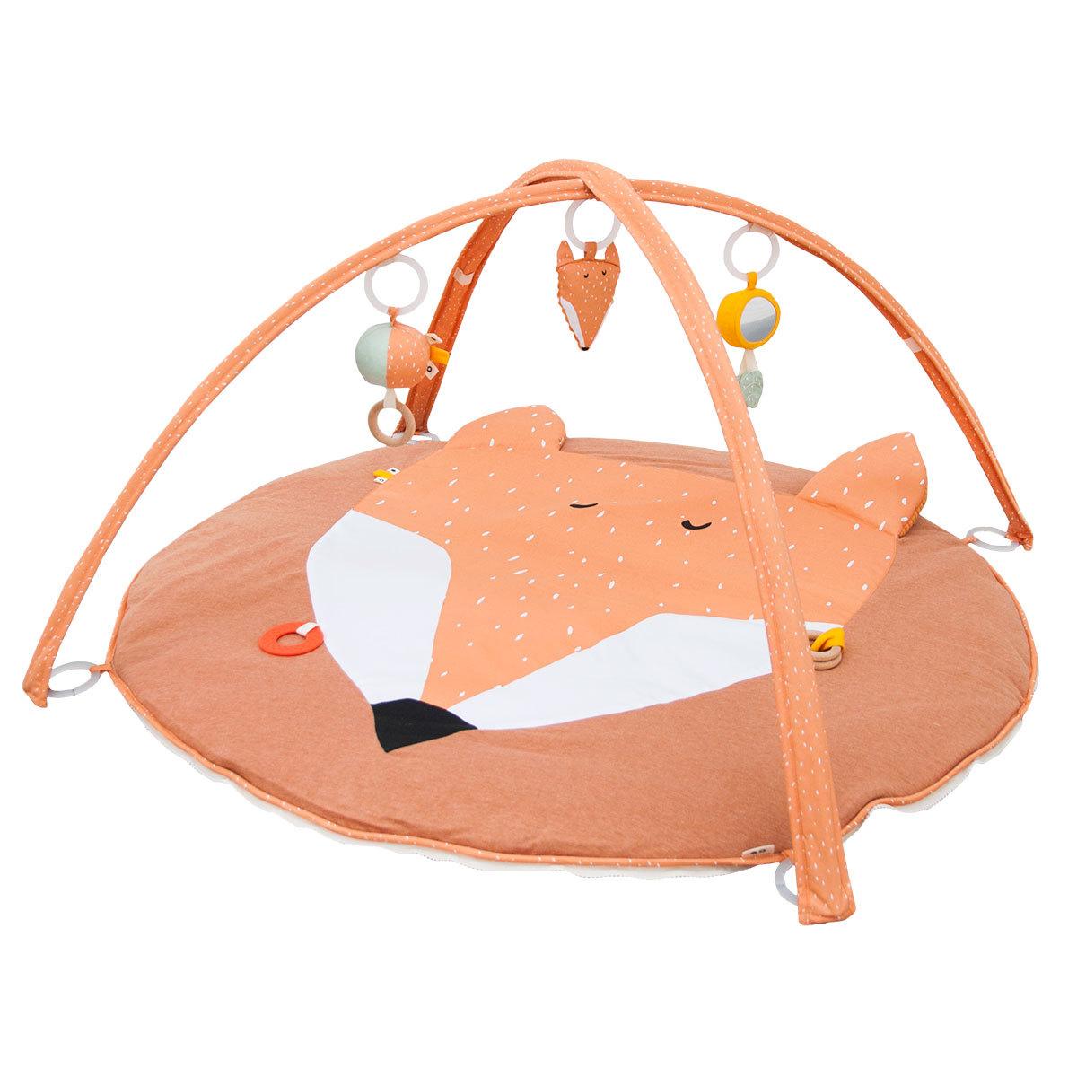 Tapis éveil Tapis de Jeux avec Arches Mr. Fox Tapis de Jeux avec Arches Mr. Fox
