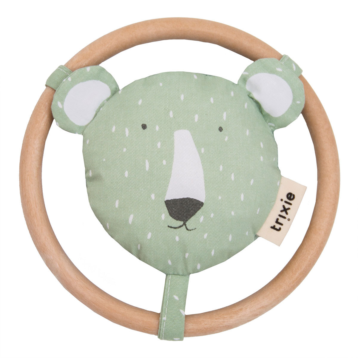 Hochet Hochet Mr. Polar Bear Hochet Mr. Polar Bear