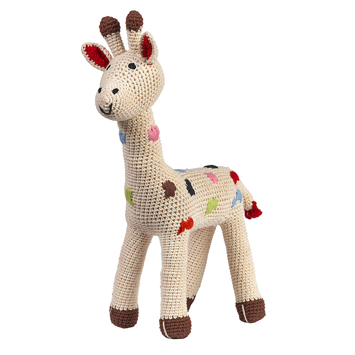 Peluche Girafe en Crochet Girafe en Crochet