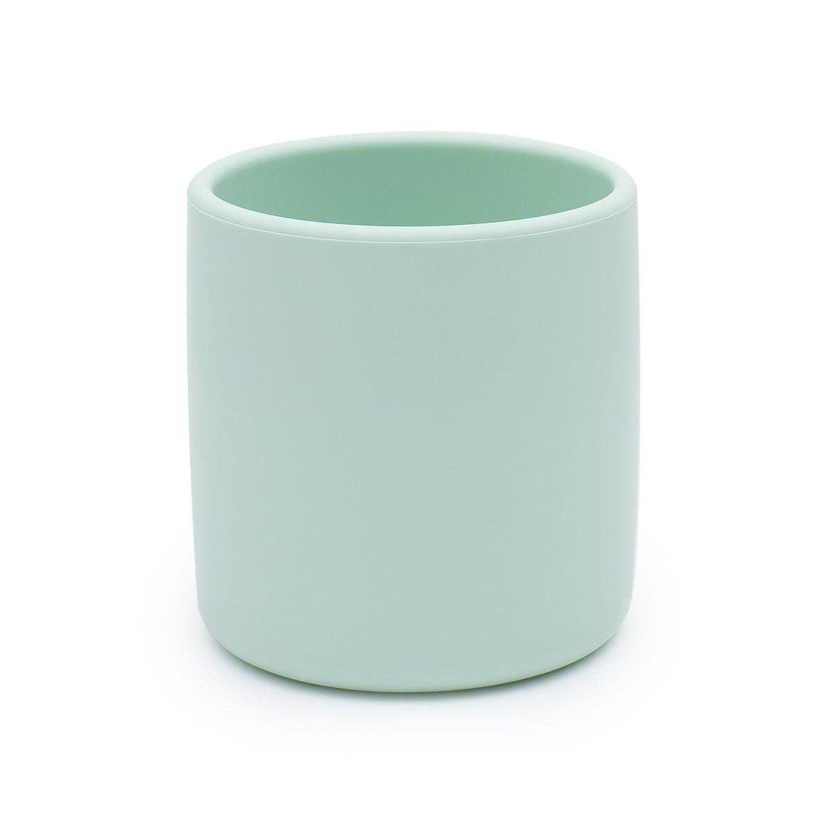 Tasse & Verre Gobelet en Silicone - Minty Green Gobelet en Silicone - Minty Green