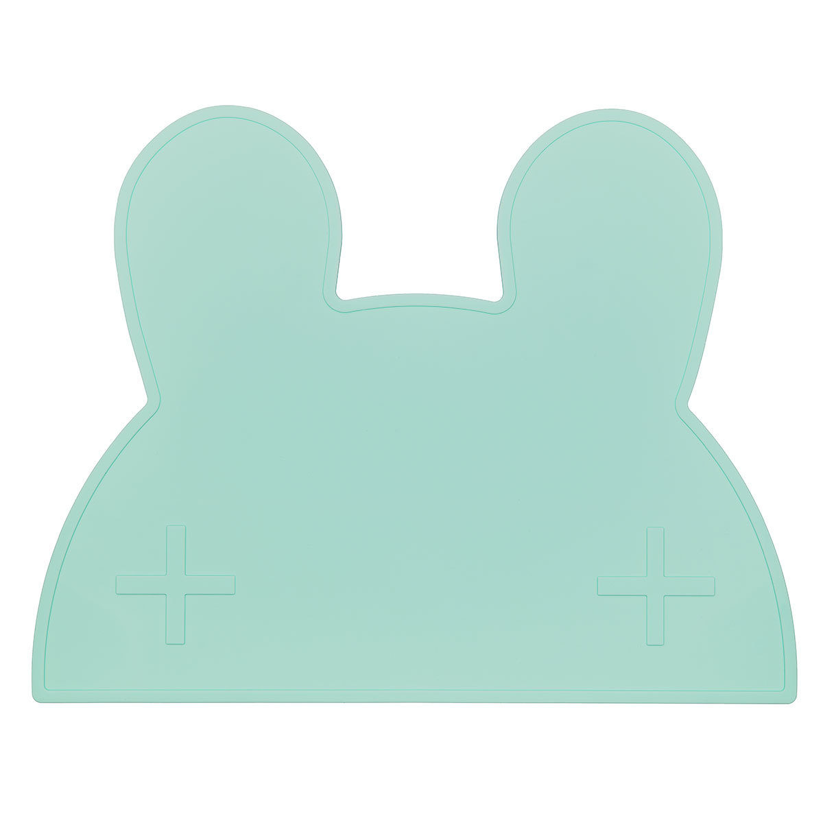 Vaisselle & Couvert Set de Table Lapin - Minty Green Set de Table Lapin - Minty Green