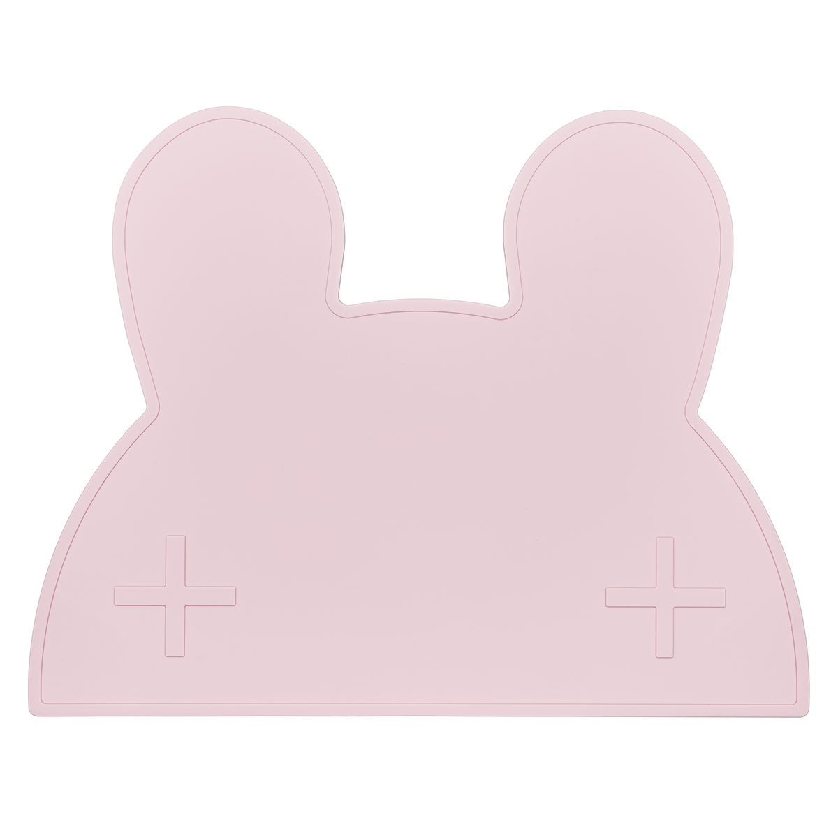 Vaisselle & Couvert Set de Table Lapin - Powder Pink Set de Table Lapin - Powder Pink