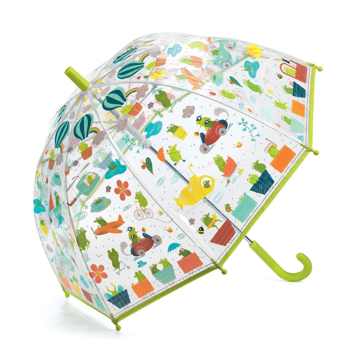 Accessoires bébé Parapluie Grenouillettes Parapluie Grenouillettes