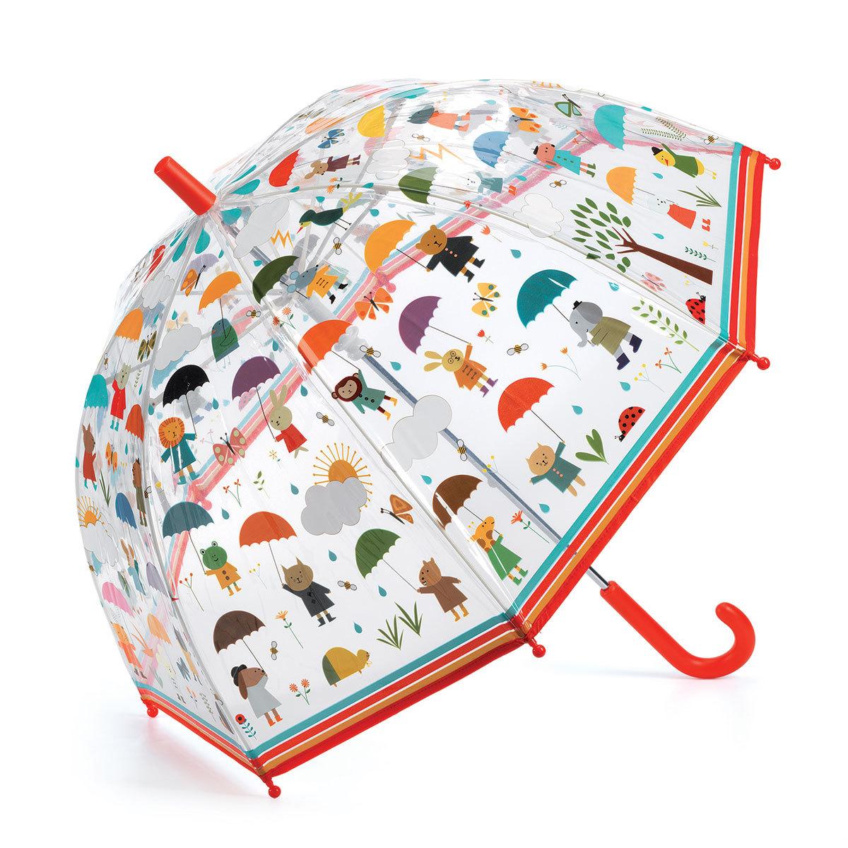 Accessoires bébé Parapluie Sous la Pluie