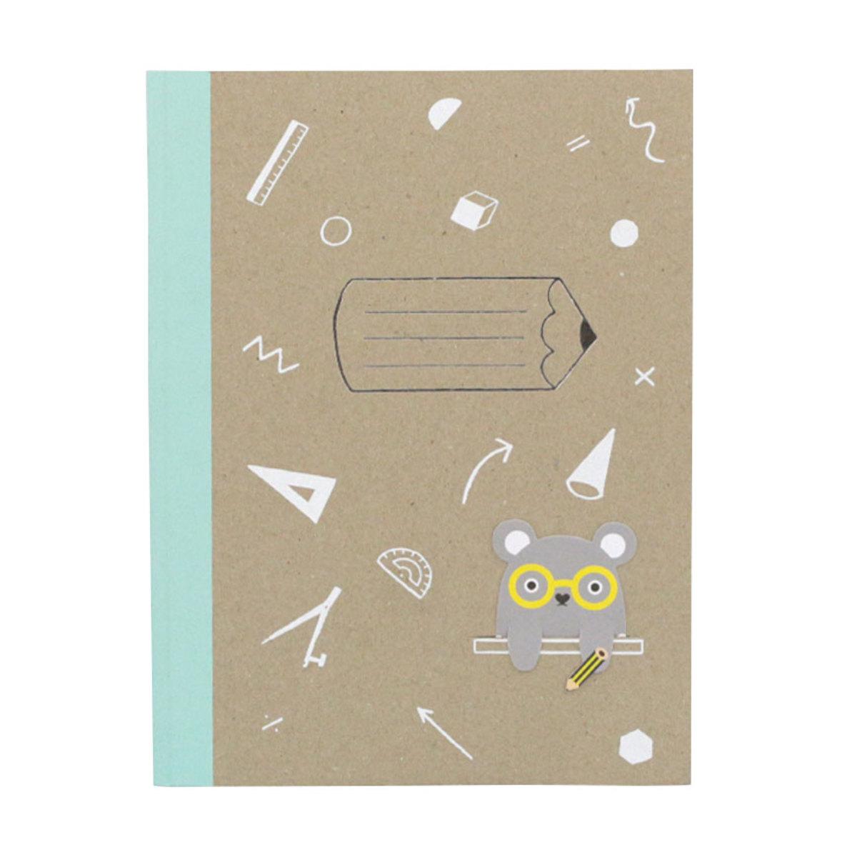 Livre & Carte Carnet de Notes - Math & Science Carnet de Notes - Math & Science