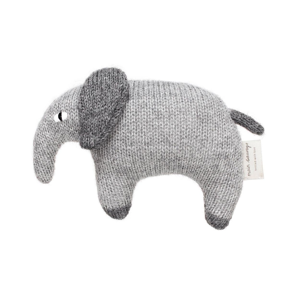 Doudou Soft Toy Elephant Soft Toy Elephant