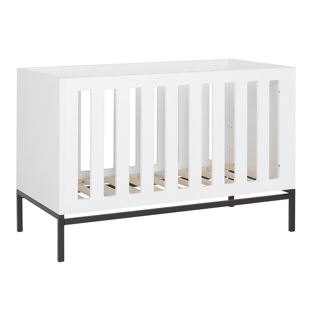 Lit bébé Lit Bébé Havana Blanc - 60 x 120 cm Quax - AR201810110162