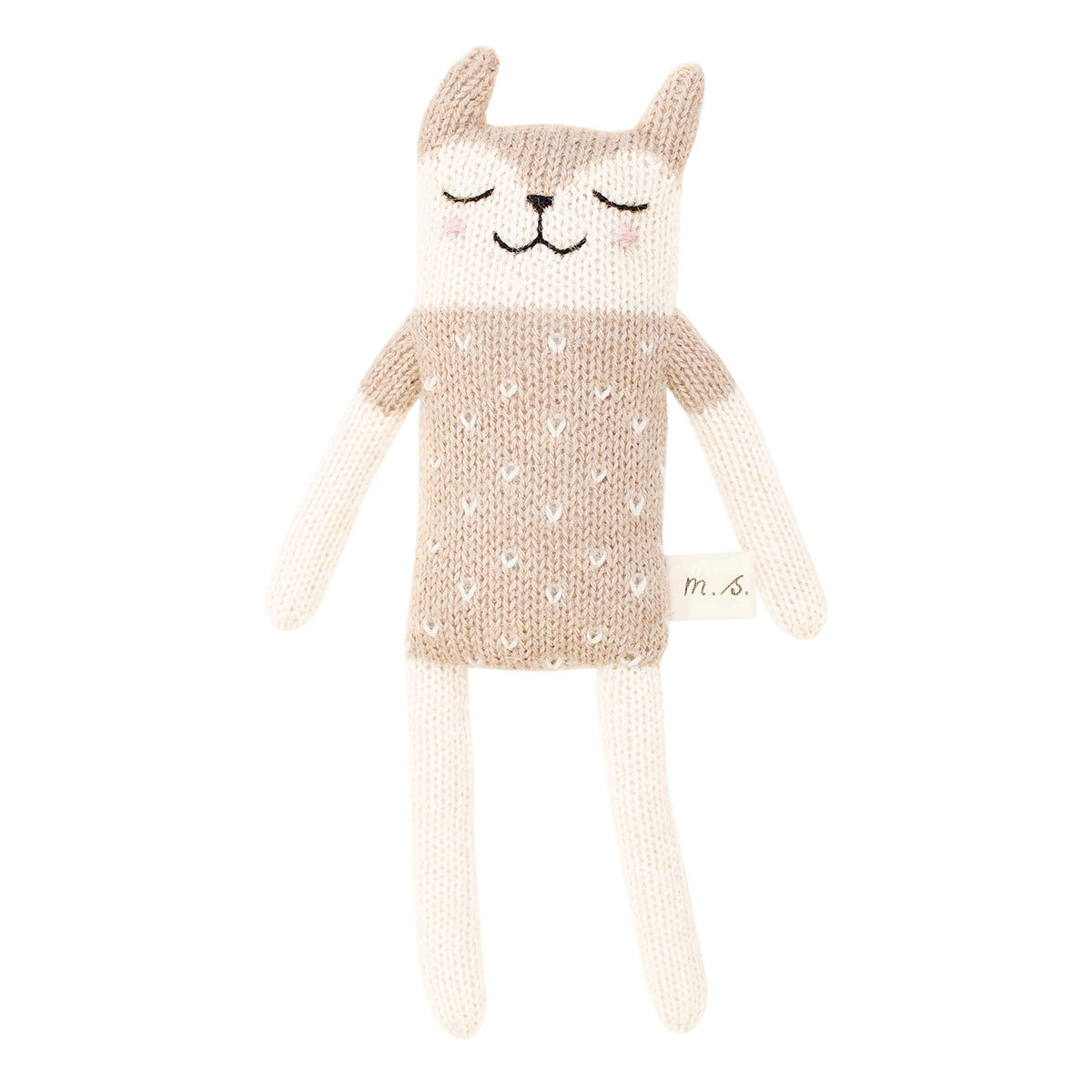 Doudou Soft Toy Fawn Sand Soft Toy Fawn Sand