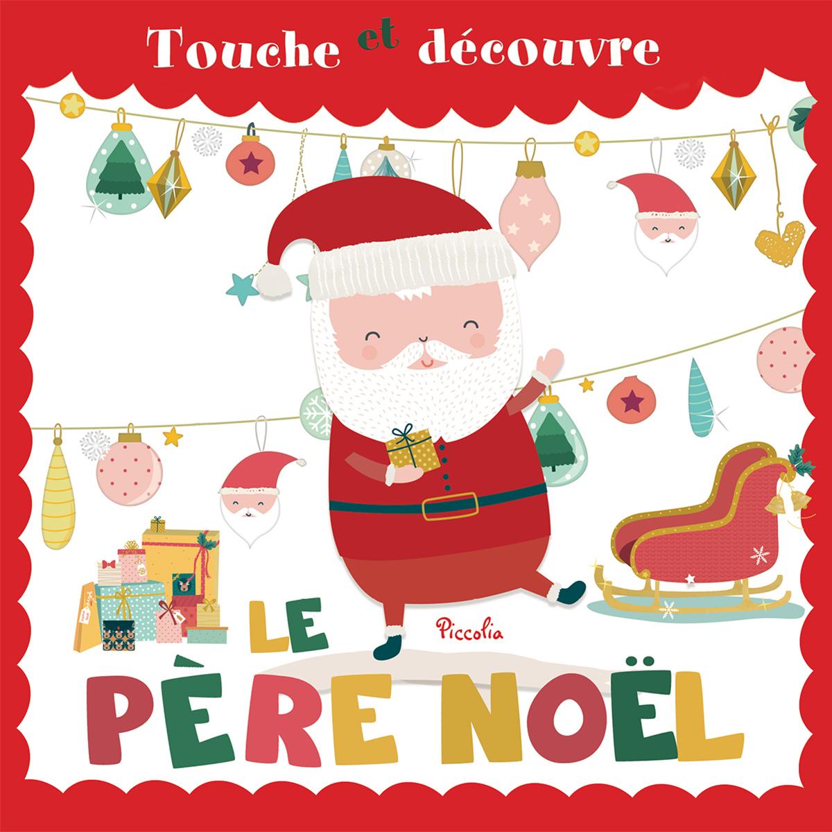 Livre & Carte Le Père Noël Le Père Noël