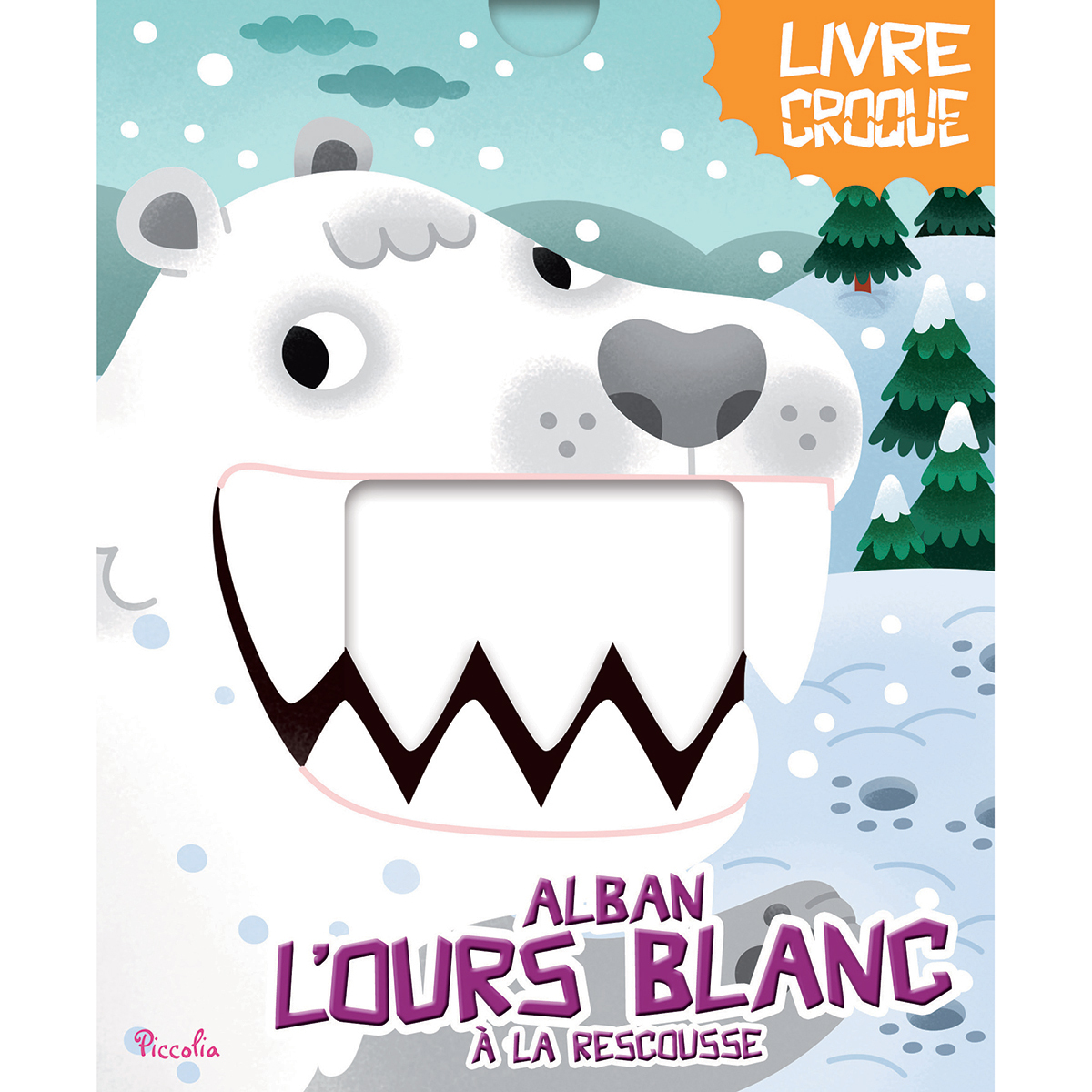 Livre & Carte Alban l'Ours Blanc Alban l'Ours Blanc