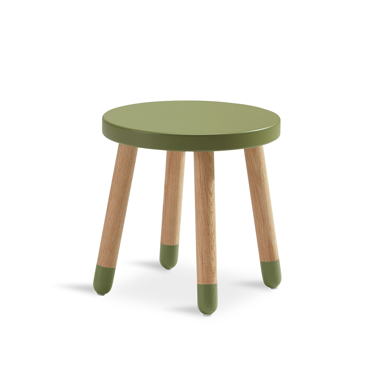 Table & Chaise Tabouret PLAY Kiwi - 30 cm