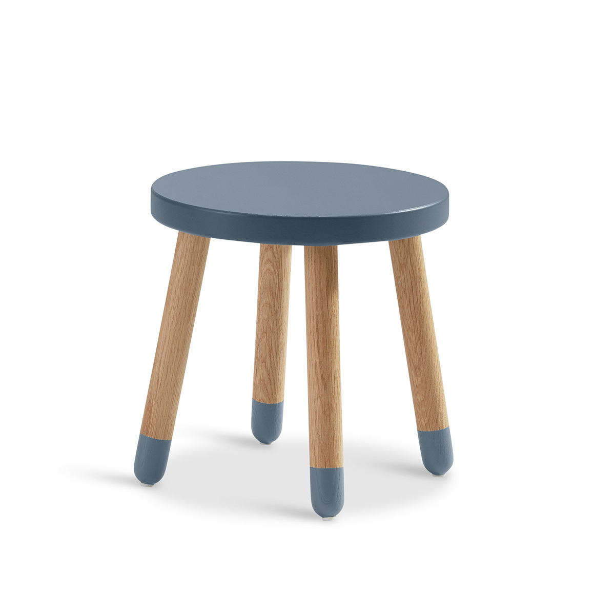 Table & Chaise Tabouret PLAY Blueberry - 30 cm