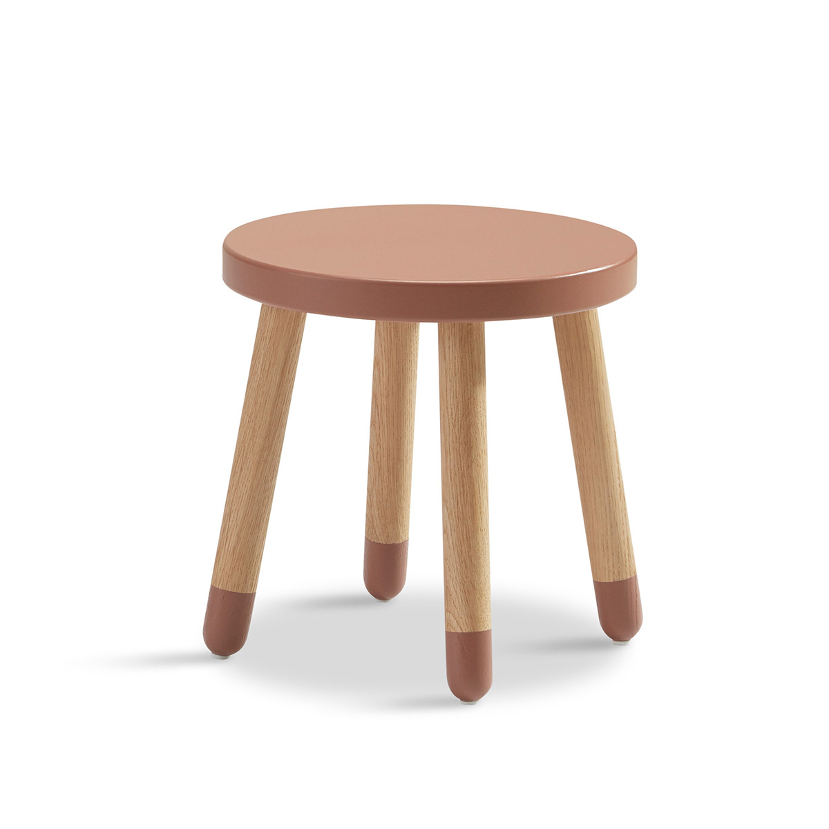 Table & Chaise Tabouret PLAY Cherry - 30 cm Tabouret PLAY Cherry - 30 cm