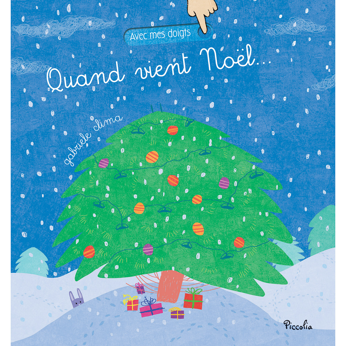 Livre & Carte Quand vient Noël Quand vient Noël