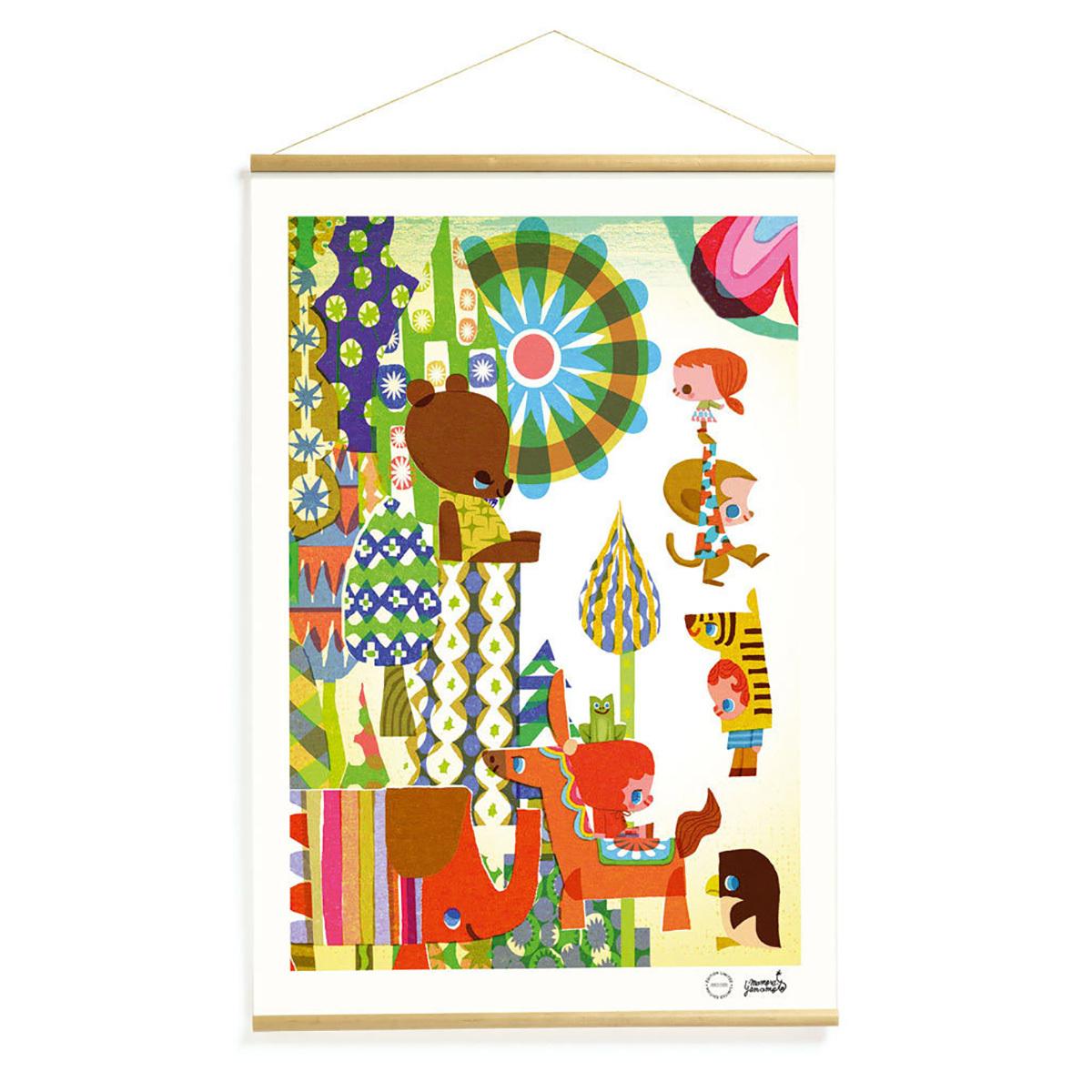 Affiche & poster Colored Story Kakemonos Colored Story Kakemonos