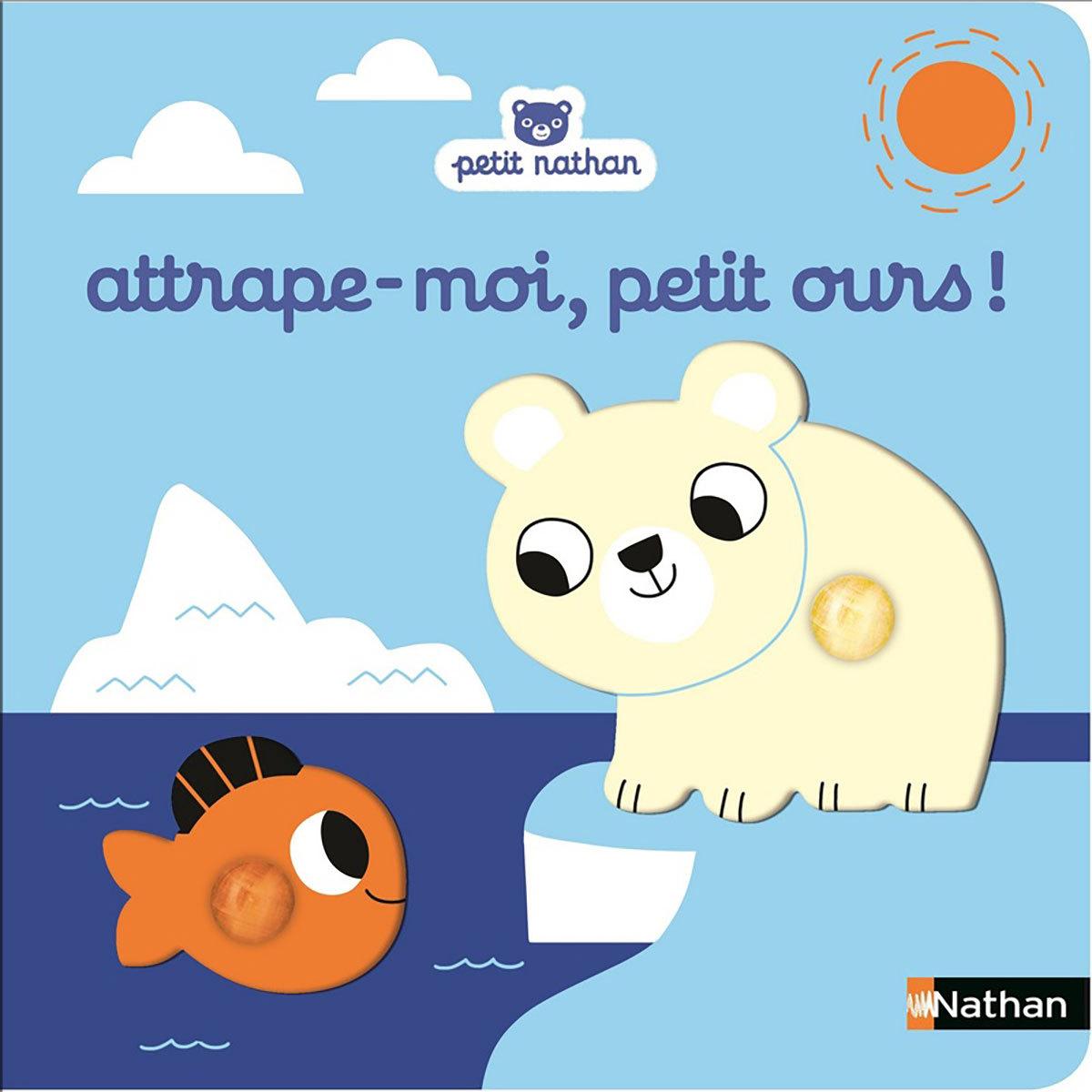 Livre & Carte Attrape-Moi, Petit Ours ! Attrape-Moi, Petit Ours !
