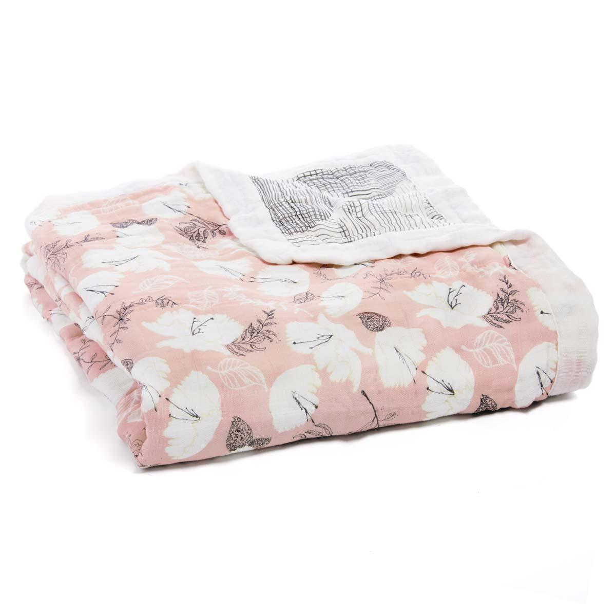 Linge de lit Couverture de Rêve Silky Soft - Pretty Petals Soft Petals Couverture de Rêve Silky Soft - Pretty Petals Soft Petals
