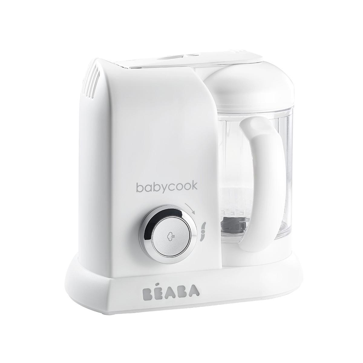 Cuiseur & Mixeur Babycook Blanc Robot cuiseur mixeur Babycook Blanc
