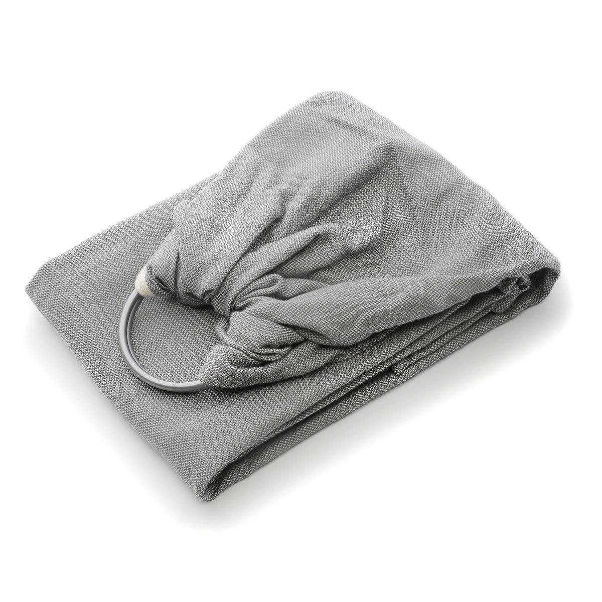 a6adaca00bbe Neobulle Echarpe Sling Vintage Coton Bio - Gris - Porte bébé ...