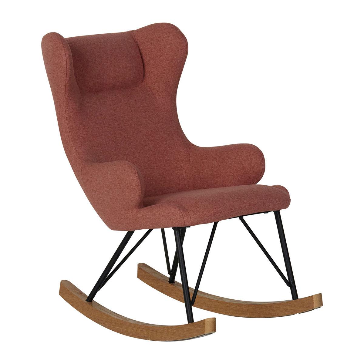 Fauteuil Rocking Kids Chair De Luxe - Soft Peach Rocking Kids Chair De Luxe - Soft Peach