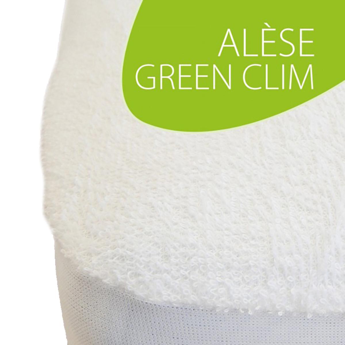 Linge de lit Alèse Green Clim - 70 x 140 cm Alèse Green Clim - 70 x 140 cm