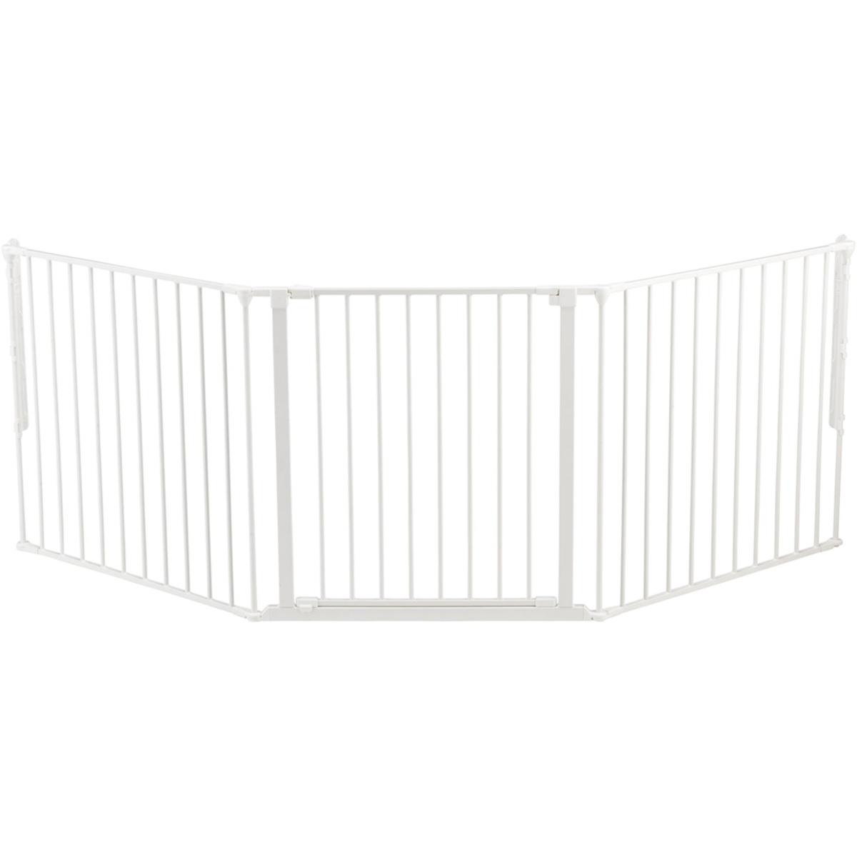 Barrière de sécurité Barrière de Sécurité Configure Taille L - Blanc Barrière de Sécurité Configure Taille L - Blanc