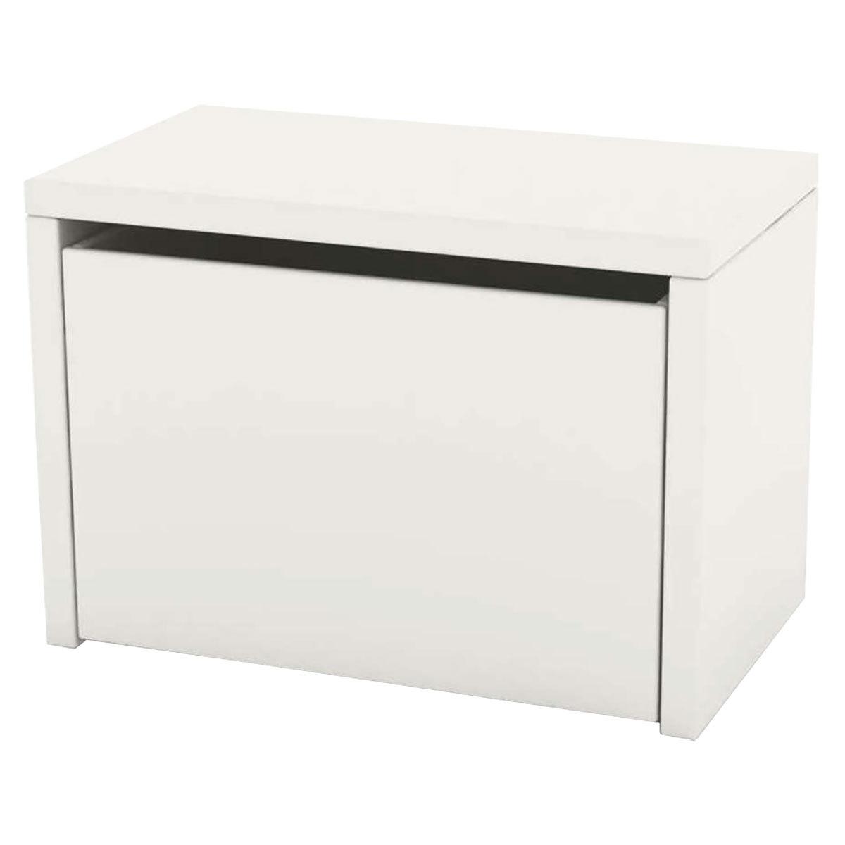 Rangement jouet Coffre de Rangement PLAY - Blanc Coffre de Rangement PLAY - Blanc
