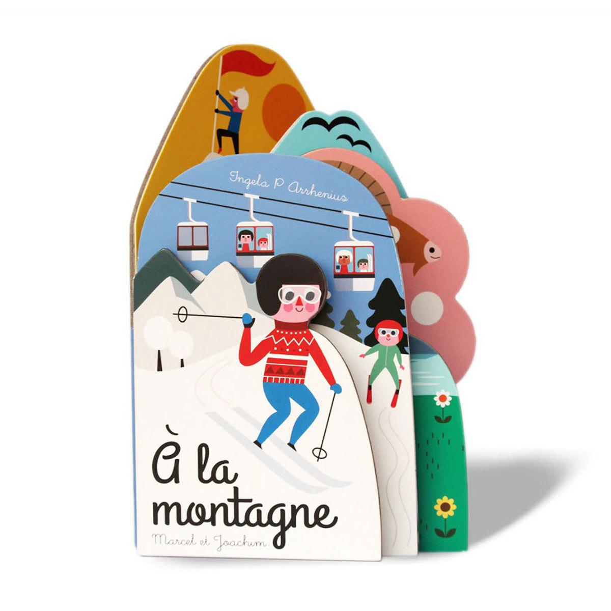 Livre & Carte Collection Les Ingela - A la Montagne Collection Les Ingela - A la Montagne