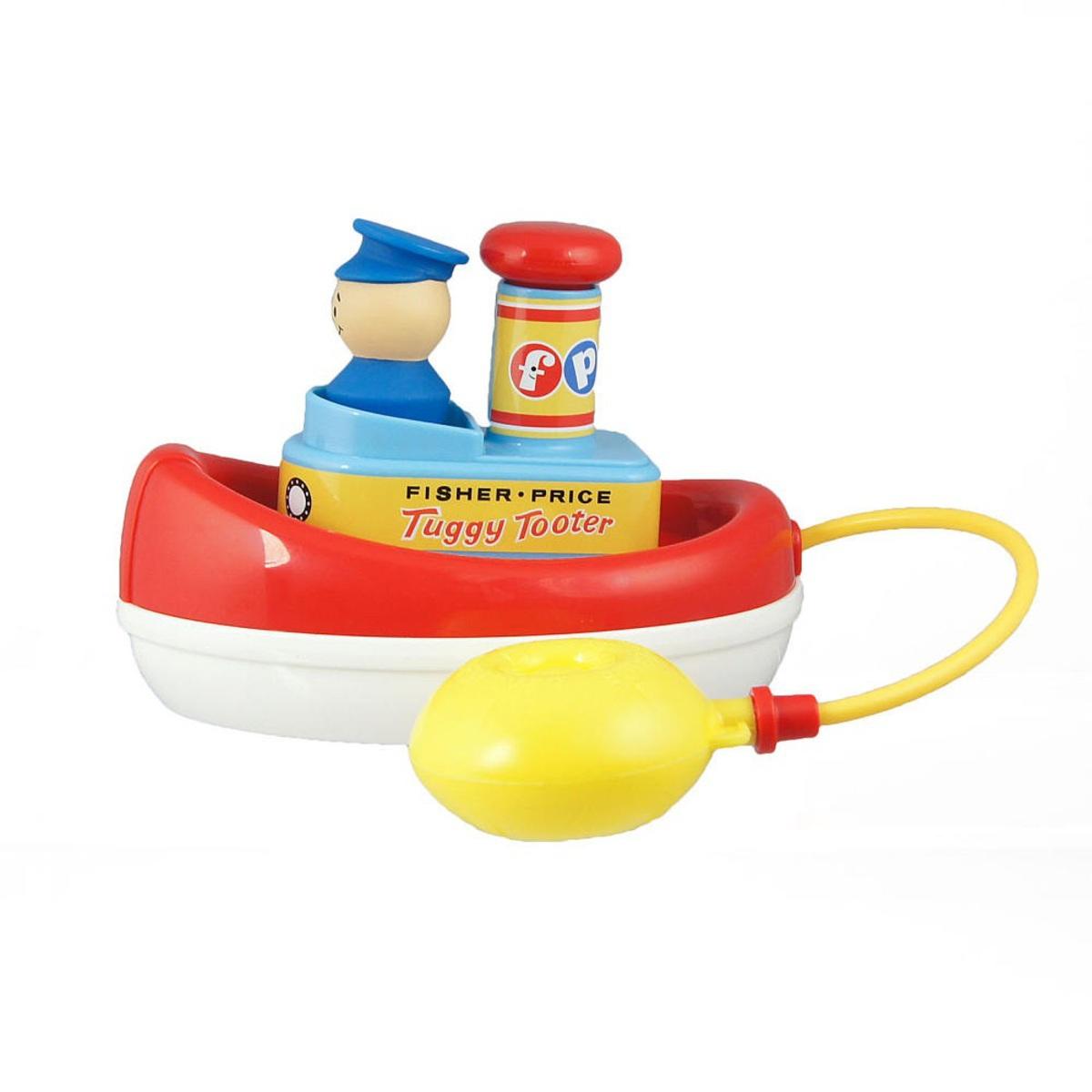 Mes premiers jouets Bateau Tut Tut - Fisher Price Classic Bateau Tut Tut - Fisher Price Classic