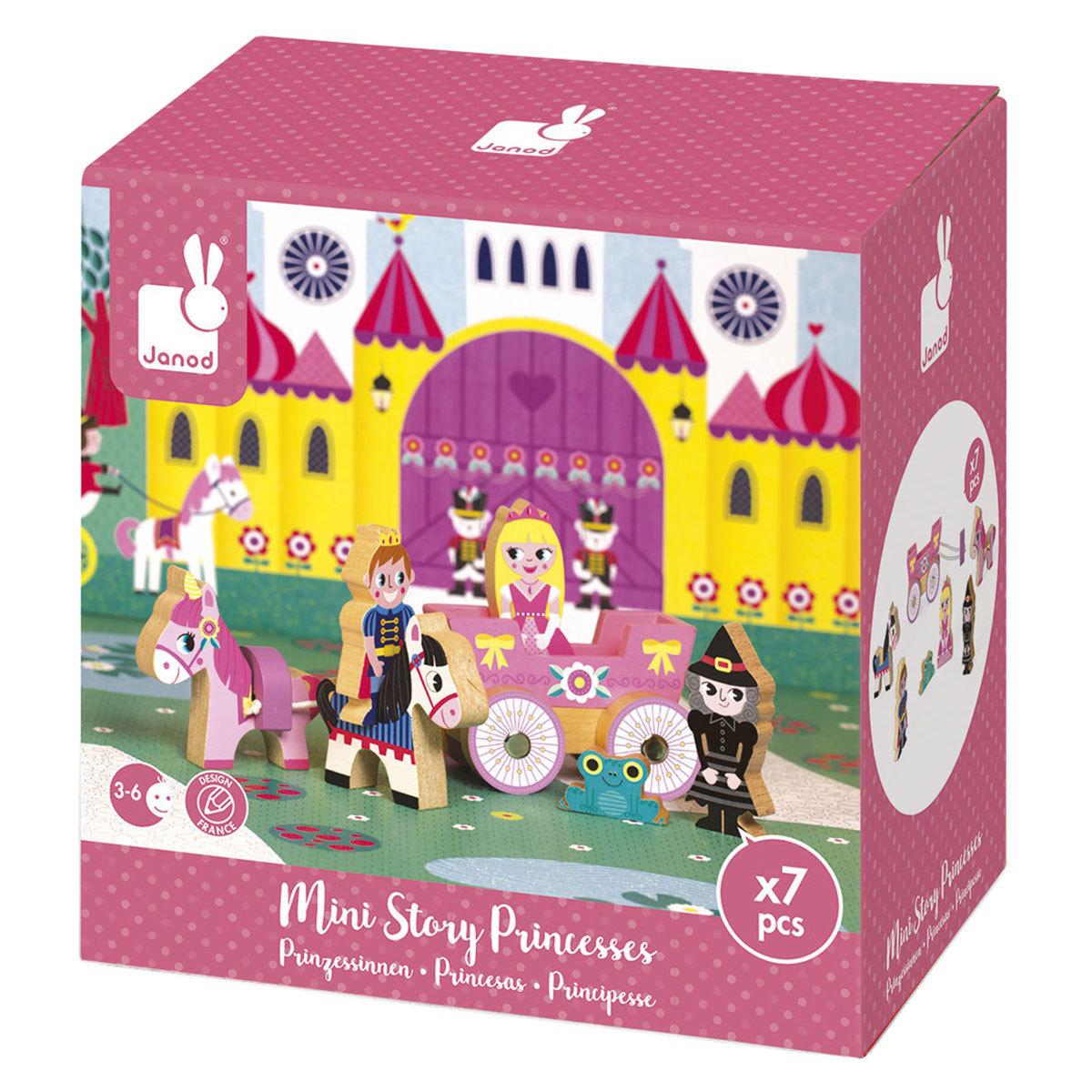 Mes premiers jouets Mini Story - Princesses Mini Story - Princesses