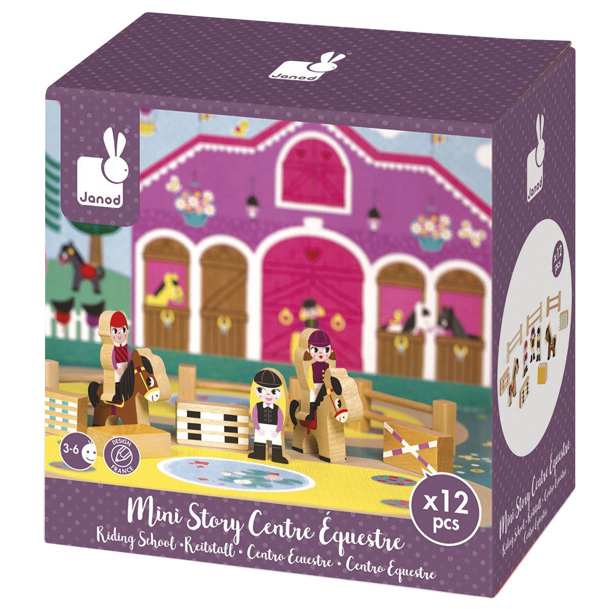 Mes premiers jouets Mini Story - Centre Equestre Mini Story - Centre Equestre
