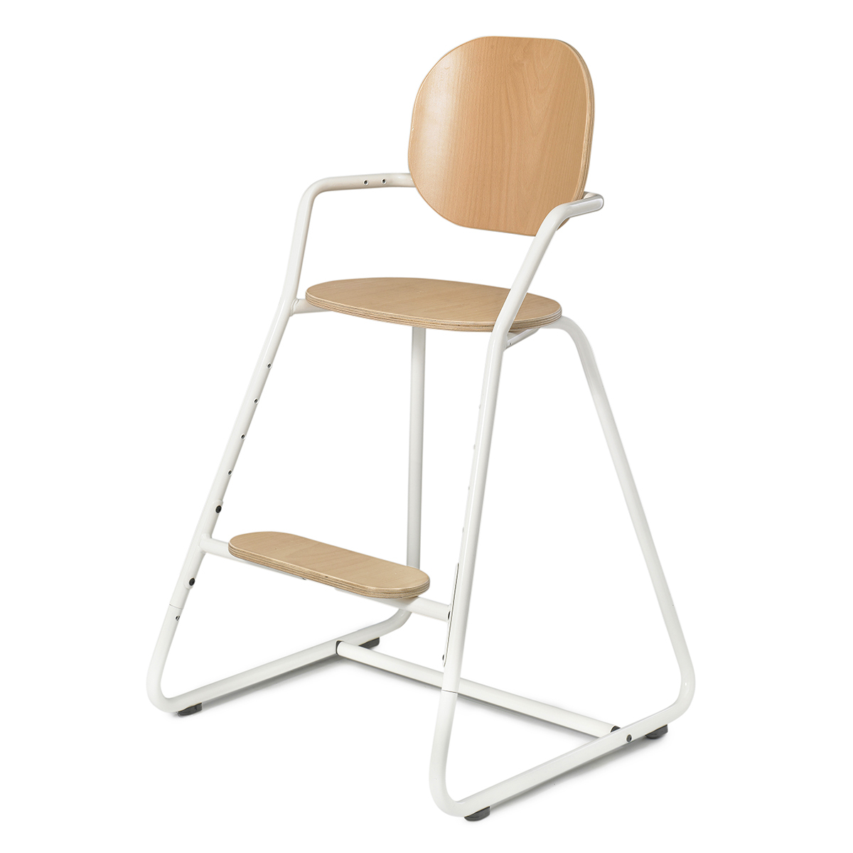 Chaise haute Chaise Haute Tibu - White Chaise Haute Tibu - White