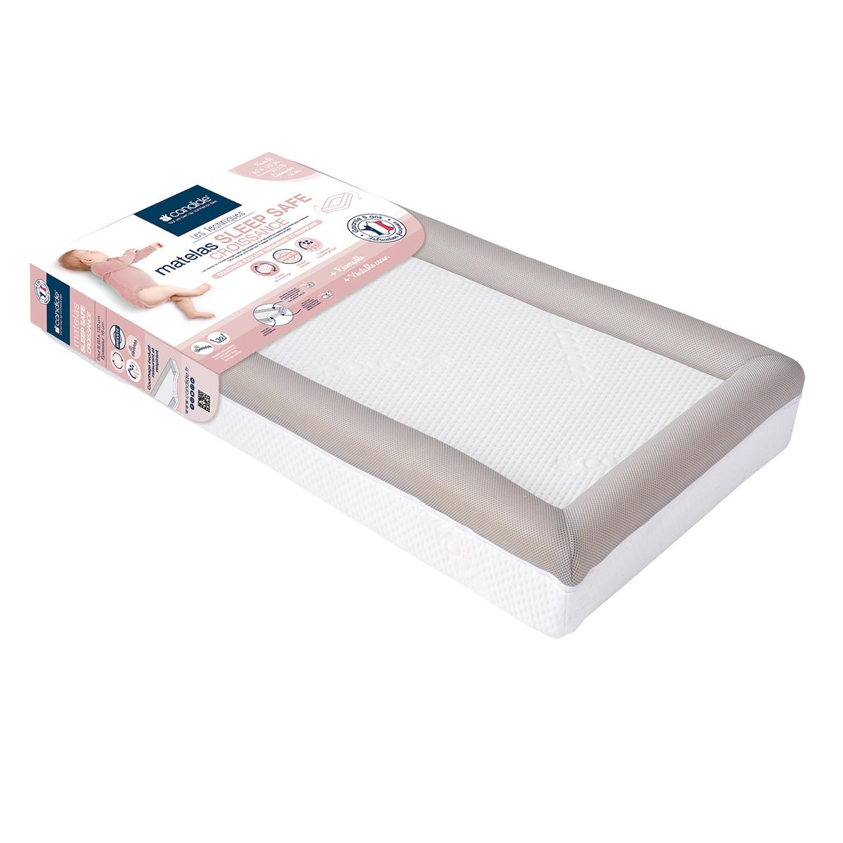 Matelas bébé Matelas Sleep Safe - 60 x 120 cm Matelas Sleep Safe - 60 x 120 cm