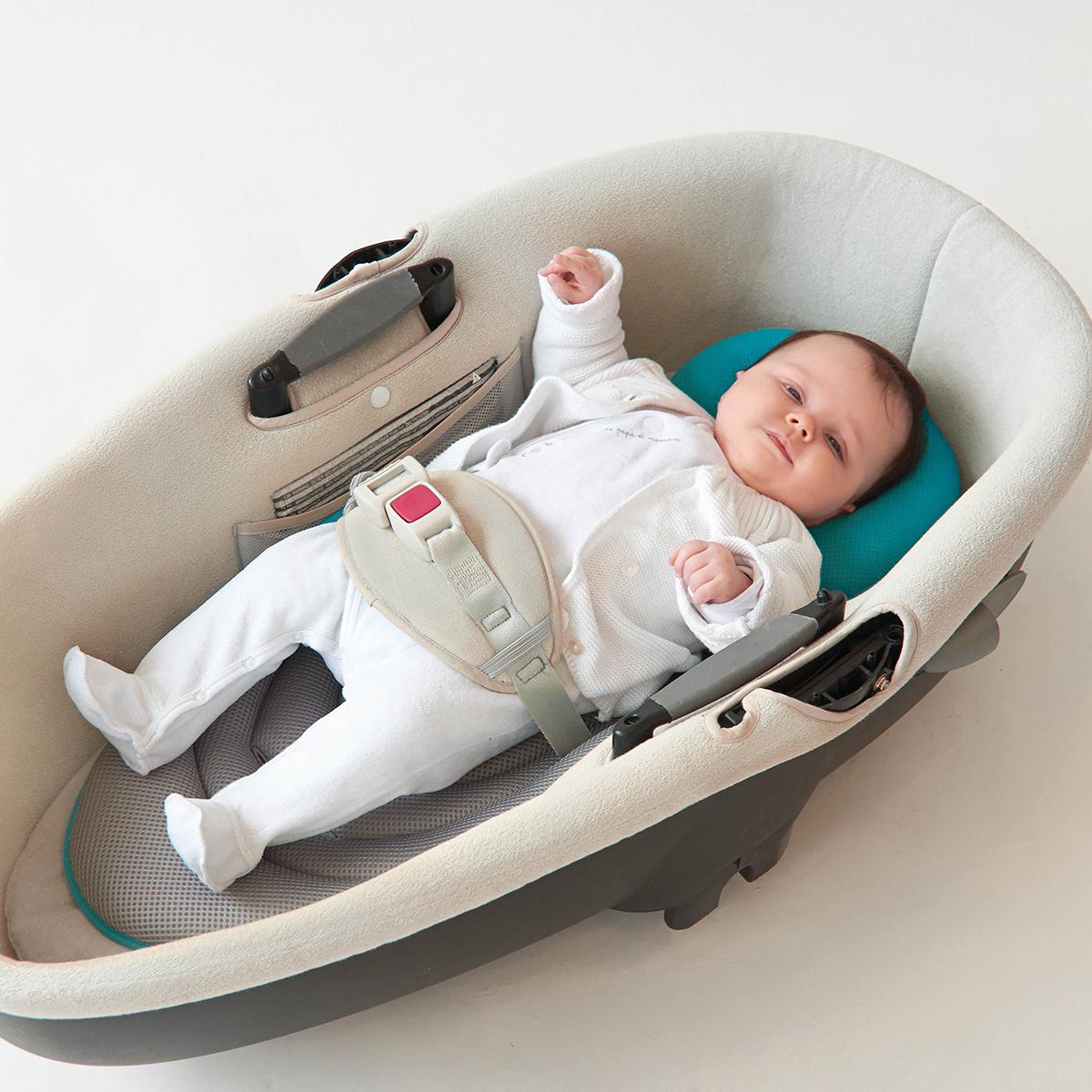 candide matelas baby pad air cale b b candide sur l. Black Bedroom Furniture Sets. Home Design Ideas