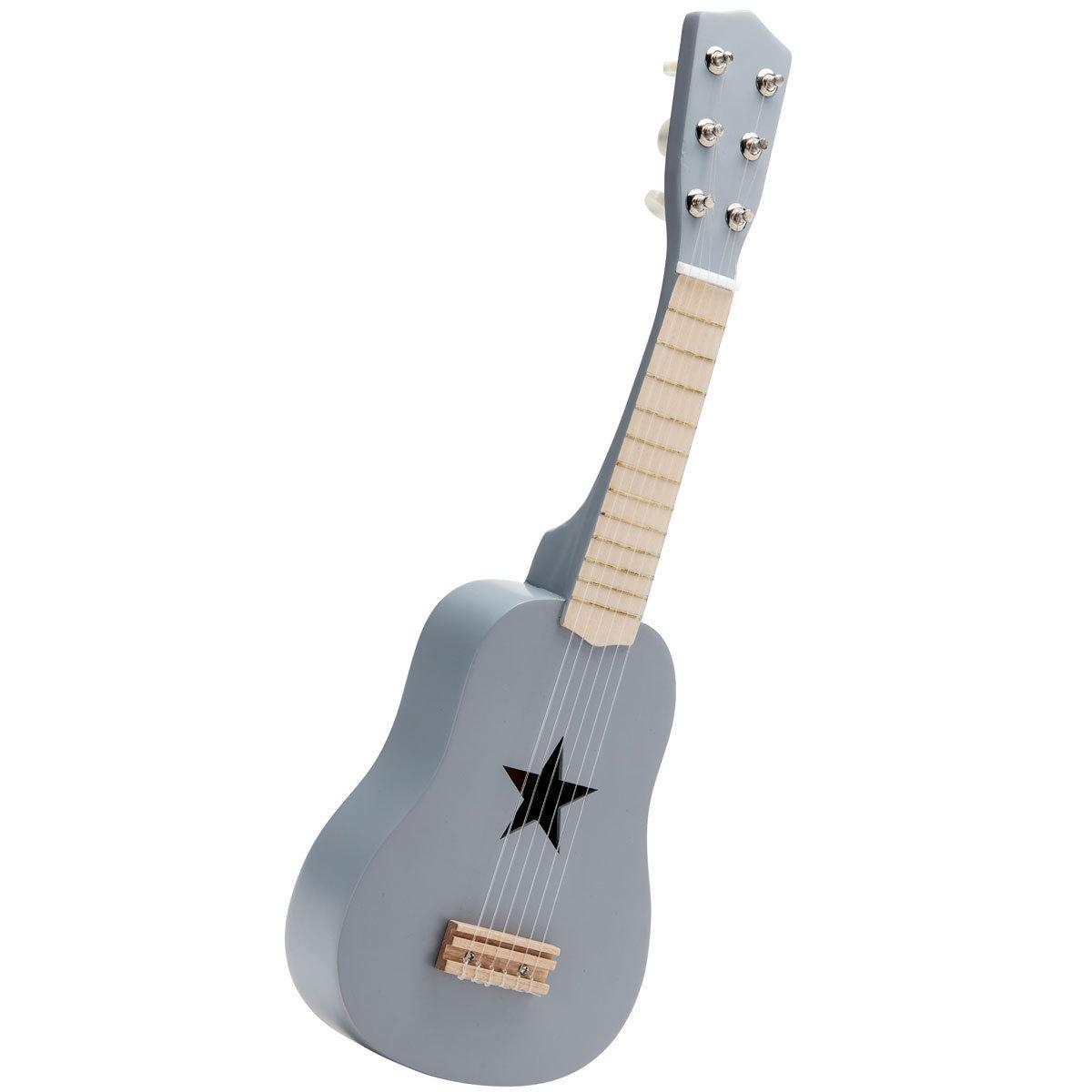 Mes premiers jouets Guitare Grise