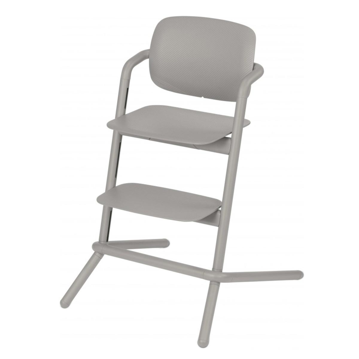 Chaise haute Chaise Haute Lemo - Storm Grey
