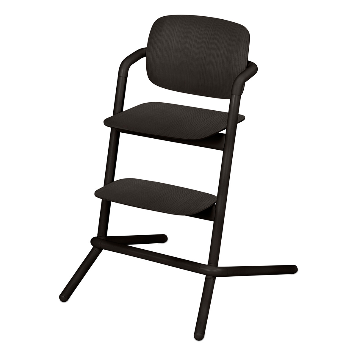 Chaise haute Chaise Haute Lemo Bois - Infinity Black