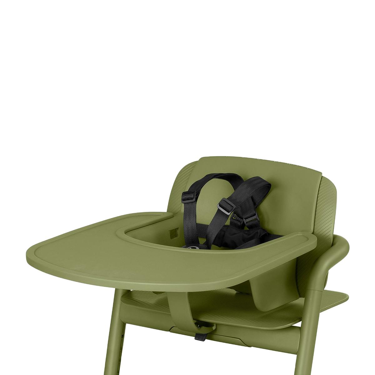 Chaise haute Plateau pour Chaise Haute Lemo - Outback Green Plateau pour Chaise Haute Lemo - Outback Green