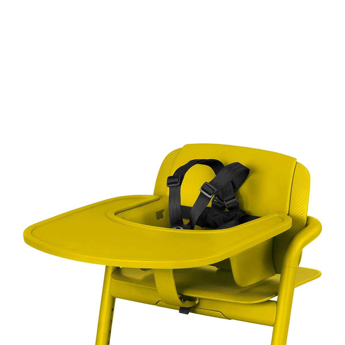 Chaise haute Plateau pour Chaise Haute Lemo - Canary Yellow