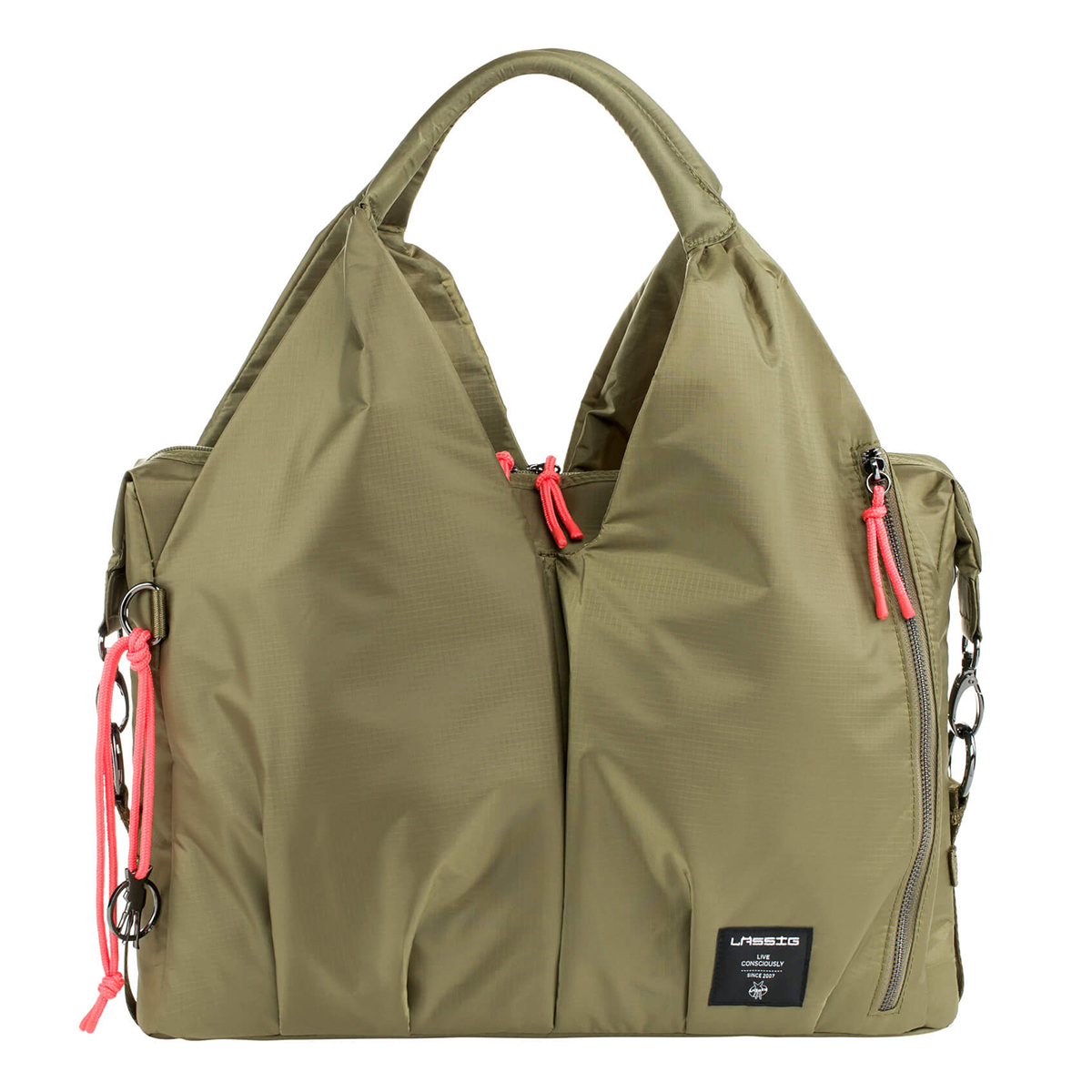 Sac à langer Sac à Langer Neckline Pop Green Label - Olive Sac à Langer Neckline Pop Green Label - Olive