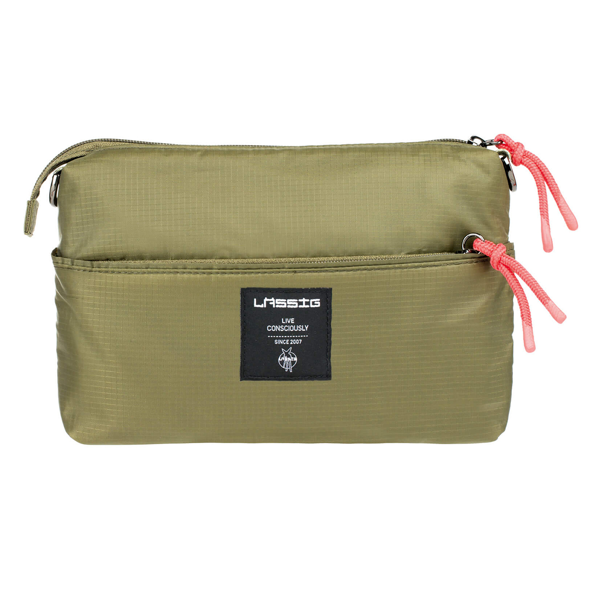 Sac à langer Pochette à Langer Pop Green Label - Olive Pochette à Langer Pop Green Label - Olive
